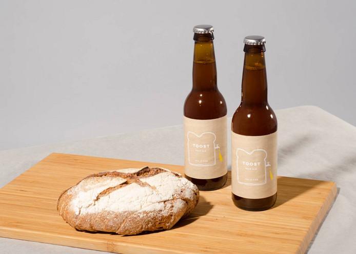 TOOST bier uit Amsterdam