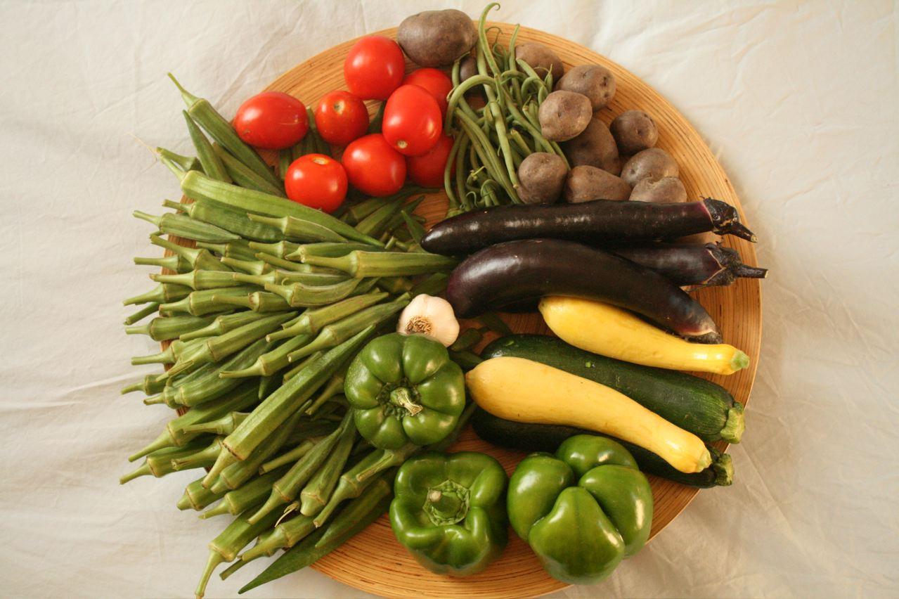 Voedingswaarde neemt af groenten